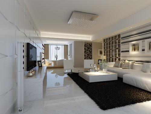 Image result for white marble floor