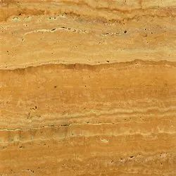 Yellow Travertine Marble