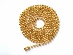 Maya Gold Ball Chains