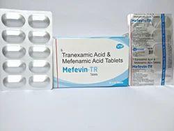 Mefanamic Acid Tranexmic Acid Tablets