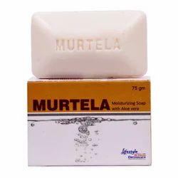 Moisturizing Soap with Aloe Vera