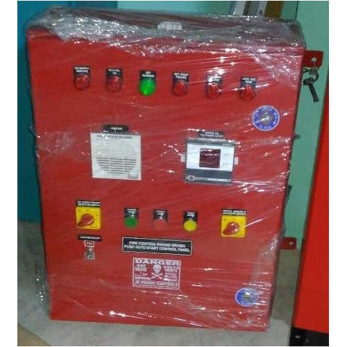 Fire Diesel Pump - Fire Fighting Control Panel Manufacturer