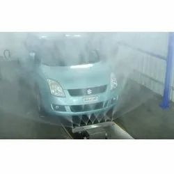 Automatic Car Under Chassis Wash System