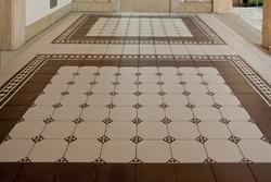 Tile/Marble/Concrete Tile Flooring Service, For Indoor
