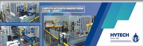 Computer Integrated Manufacturing System - CIM
