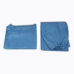Disposable Surgical Scrub Suit