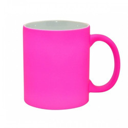 11oz Frosted Full Color Mug