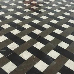 Black Italian Marble Fitting Services