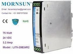 LI75-20B24R2S Mornsun SMPS Power Supply