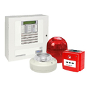 Morley ZX1Se Analogue Addressable Fire Alarm Control Panel