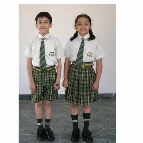 Pre- Primary School Uniform At Rs 350 Piece  School -2400