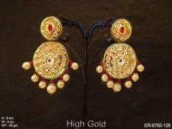 Antique Designer Earrings