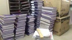 Note Book Binding Service