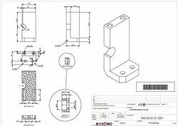2D CAD Design Services in Whole World