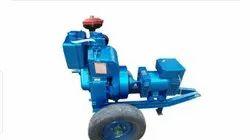Single Phase Portable Diesel Generator