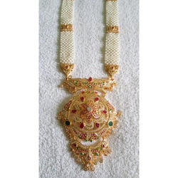 Traditional Artificial Necklace Set