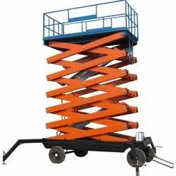 MS Platform Scissor Lift Table