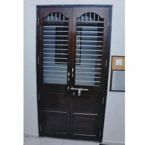 Main Entrance Wood Door at Rs 22500 /piece | Wooden Door, लकड़ी ...