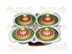 Decorative Revolving Plate