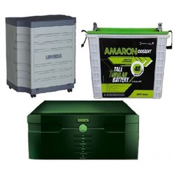 Amaron UPS Inverter Combo, Warranty: 48 Months, Capacity: 150 AH