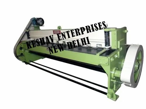 Under Crank Shearing Machine