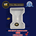 High Quality Silicone Plastic Big I Double Mould