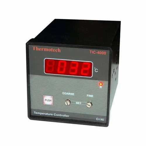 ABS Digital Temperature Controller, Size: 48*48 mm, Model Name/Number: Tic-4000