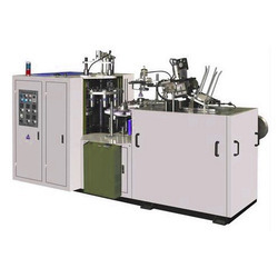 CK 50D Paper Cup Forming Machine