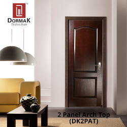 DK-2PAT 2 Panel Arch Top Moulded Door