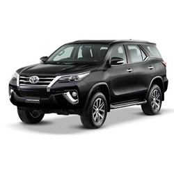 As, Per Toyota, Fortune Toyota Fortuner Rental, As, Per