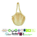 GOTS Organic Cotton String Bags