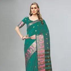 Heavy Jacquard Weaving Silk Saree