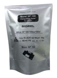 Morel Toner Powder for use in Ricoh 101S 100SF 200SF 300SF 310 3400 3410 3500 3510 Printers