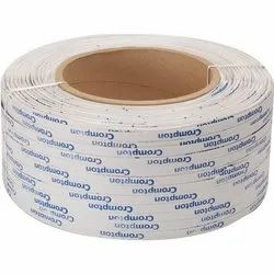 Printed Strapping Roll