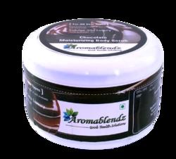 Aromablendz Rich Chocolate Body Scrub