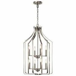 Cage Type LED Modern Chandeliers