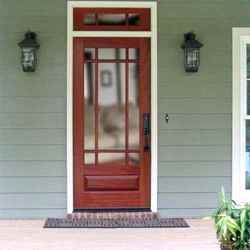 Wood Sliding Doors