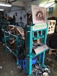 Fully Automatic Paper Dish Making Machine