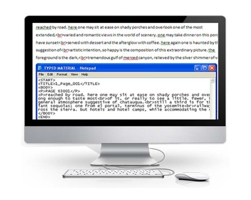 Service Provider of Html Typing Job & Offline Html Typing Job by SIC