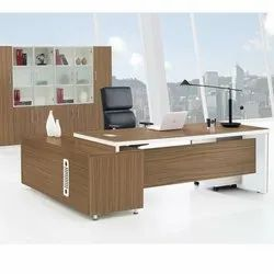 Wooden Executive Desk for Office