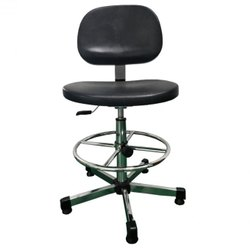 ESD Chair With Foot Ring