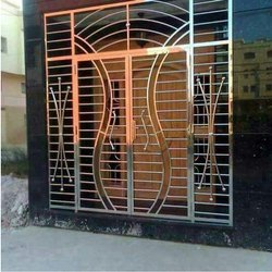 Stainless Steel Safety Grills
