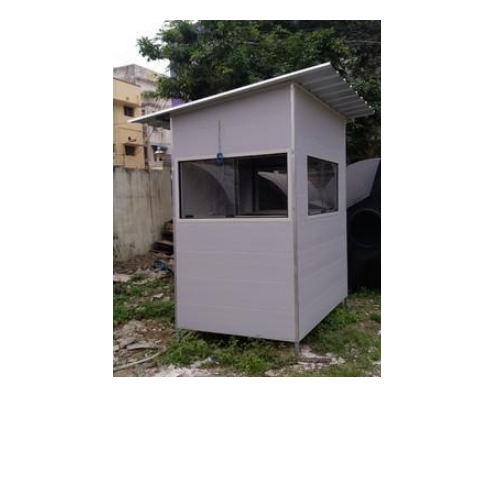 PVC Security Cabins - PVC Security Cabin Manufacturer from
