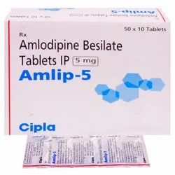 Amlip 5 Tablet