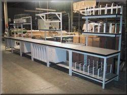 Aluminium Modular Workbench