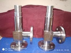 Alloy 20 Safety Relief Valve