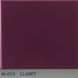 Claret Acrylic Solid Surface