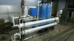 2000 LPH FRP Commercial RO Plant