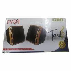 Black Eyot ET-313 Computer Speaker