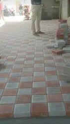 Square Flooring Pavers
